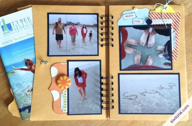 Finished Folder Album