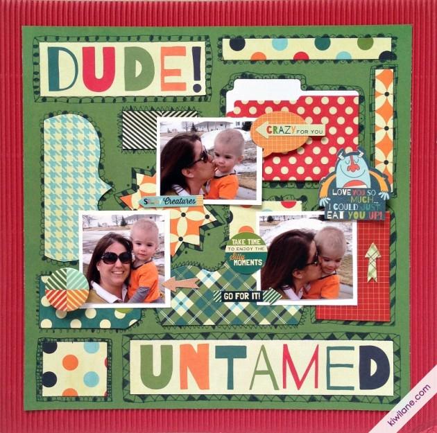 Dude Untamed - Fancy Pants