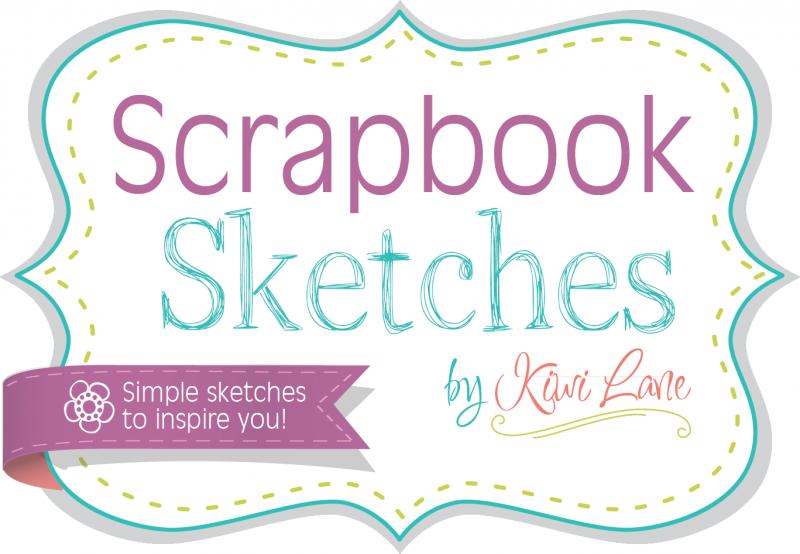 scrapbook sketch image
