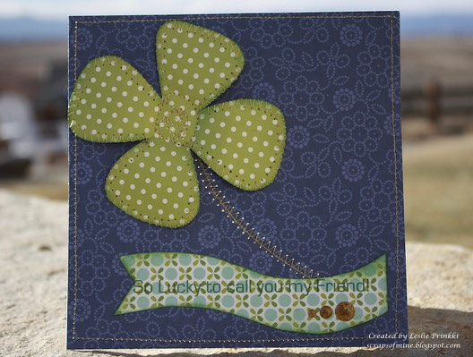 So lucky to call you my friend (st. Patricks Day Card)
