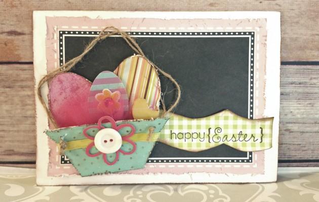 Easter Card Sample