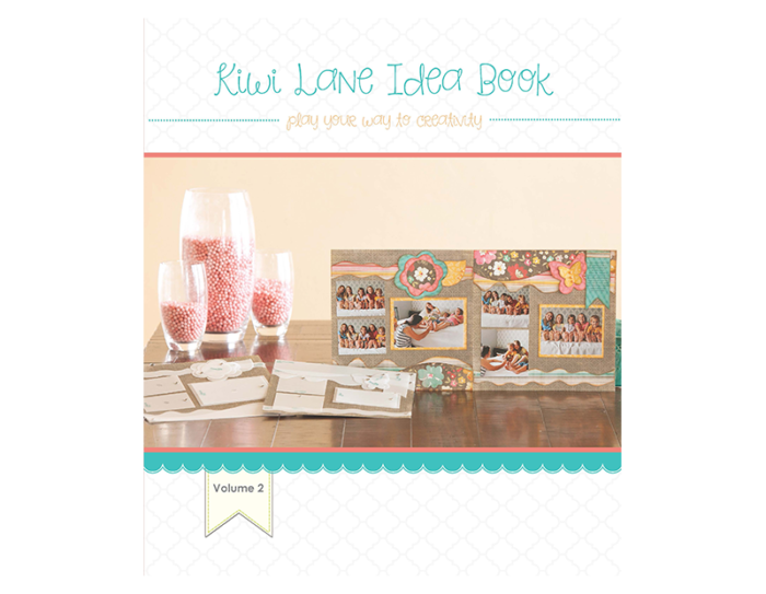 Kiwi Lane Idea Book Volume 2