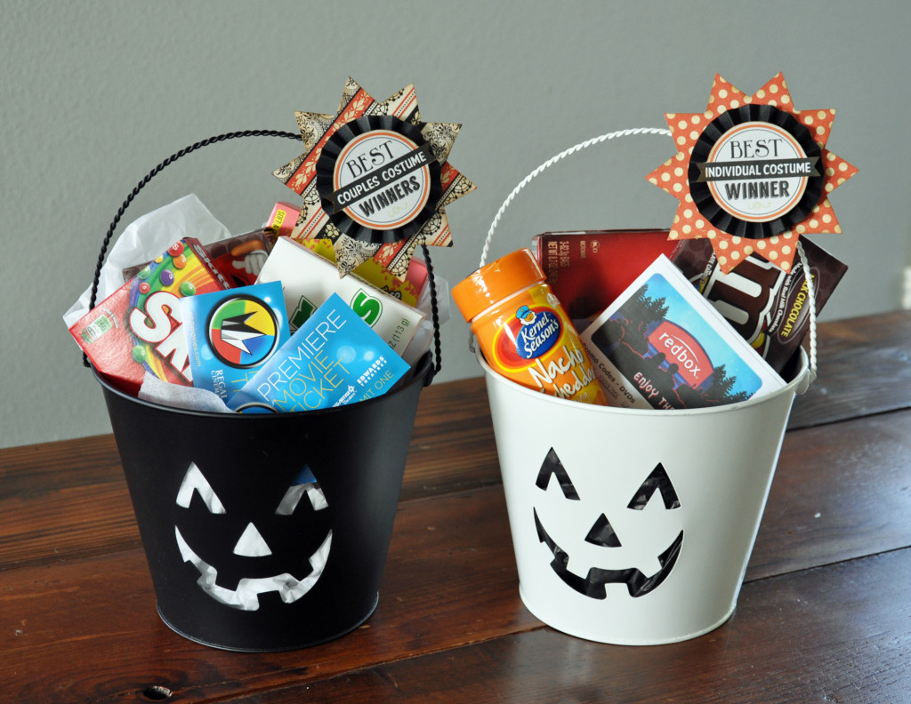 Halloween Prize Tag Ribbons