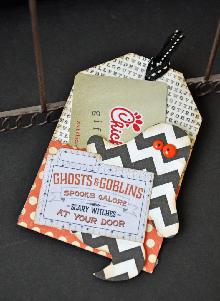 Gift Tag-Card Holder