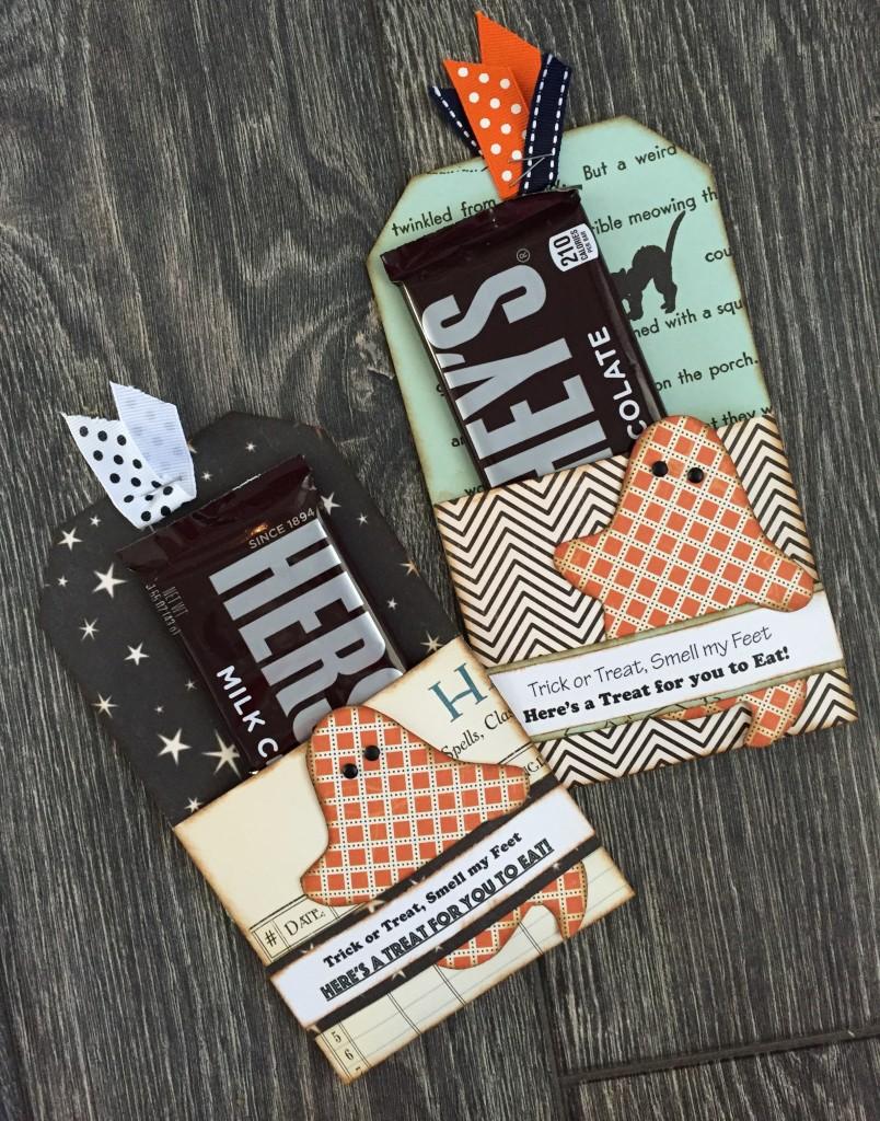 Halloween Gift Ideas For Teachers.Halloween Treat