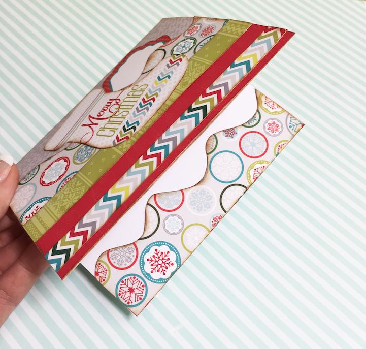 Inside Card Decorating
