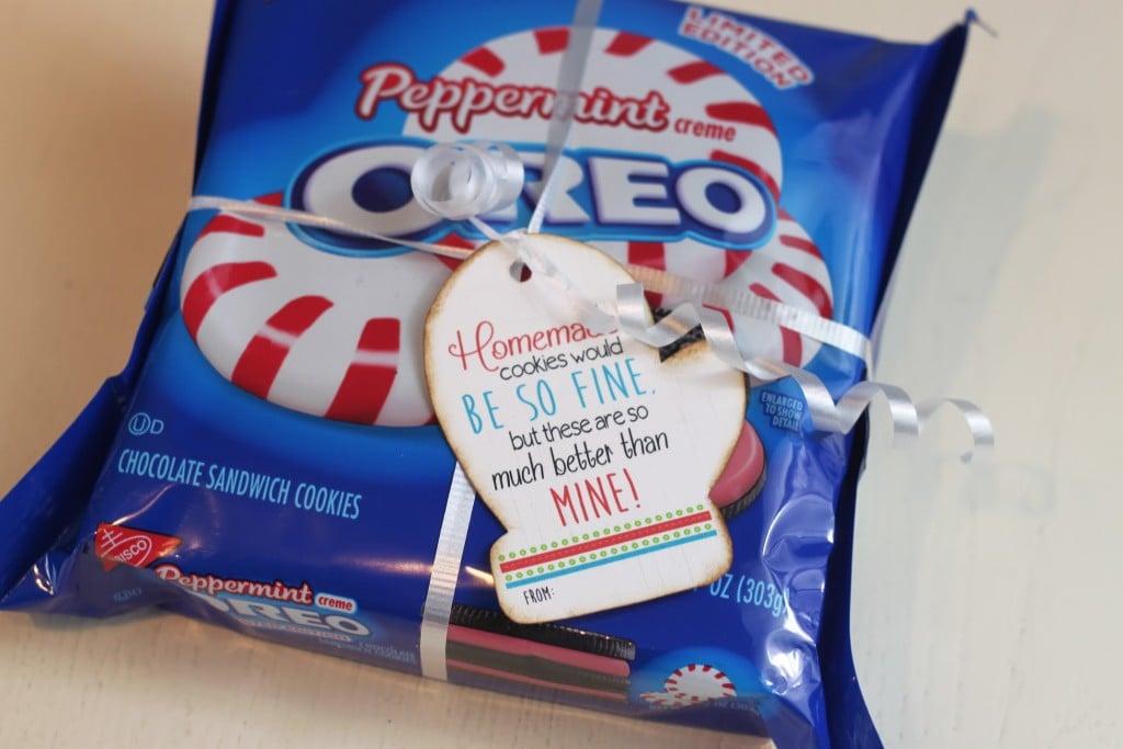 Christmas Cookie Gift Tag
