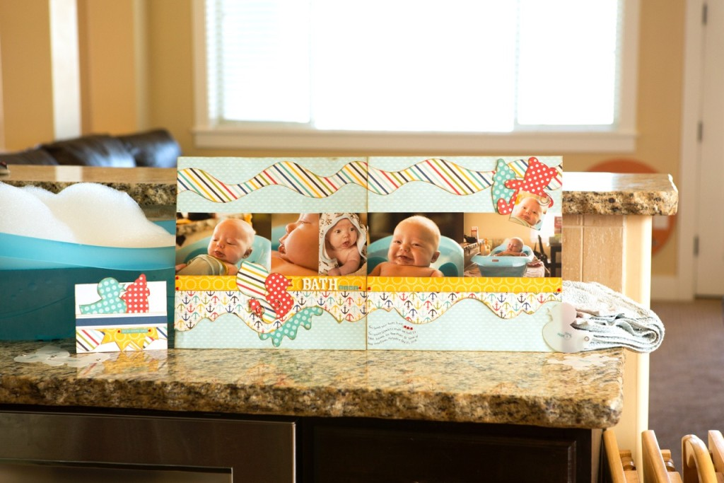 Hope Bath Time - Baby Layout