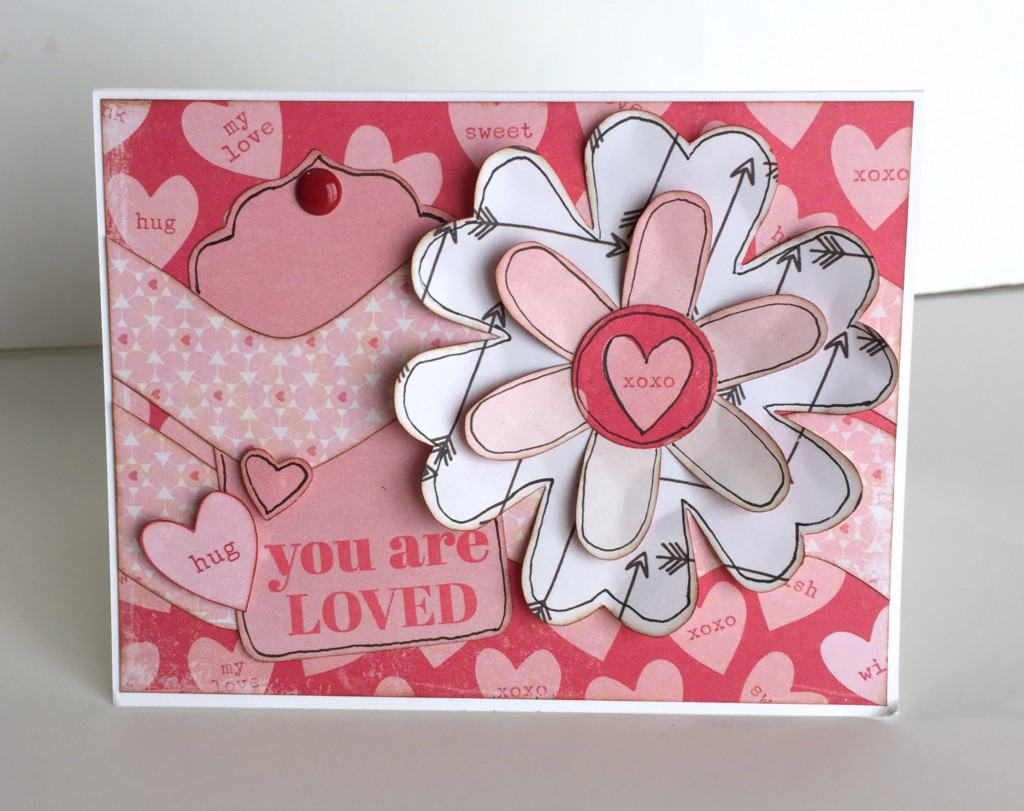 Valentine Card - You Are Loved