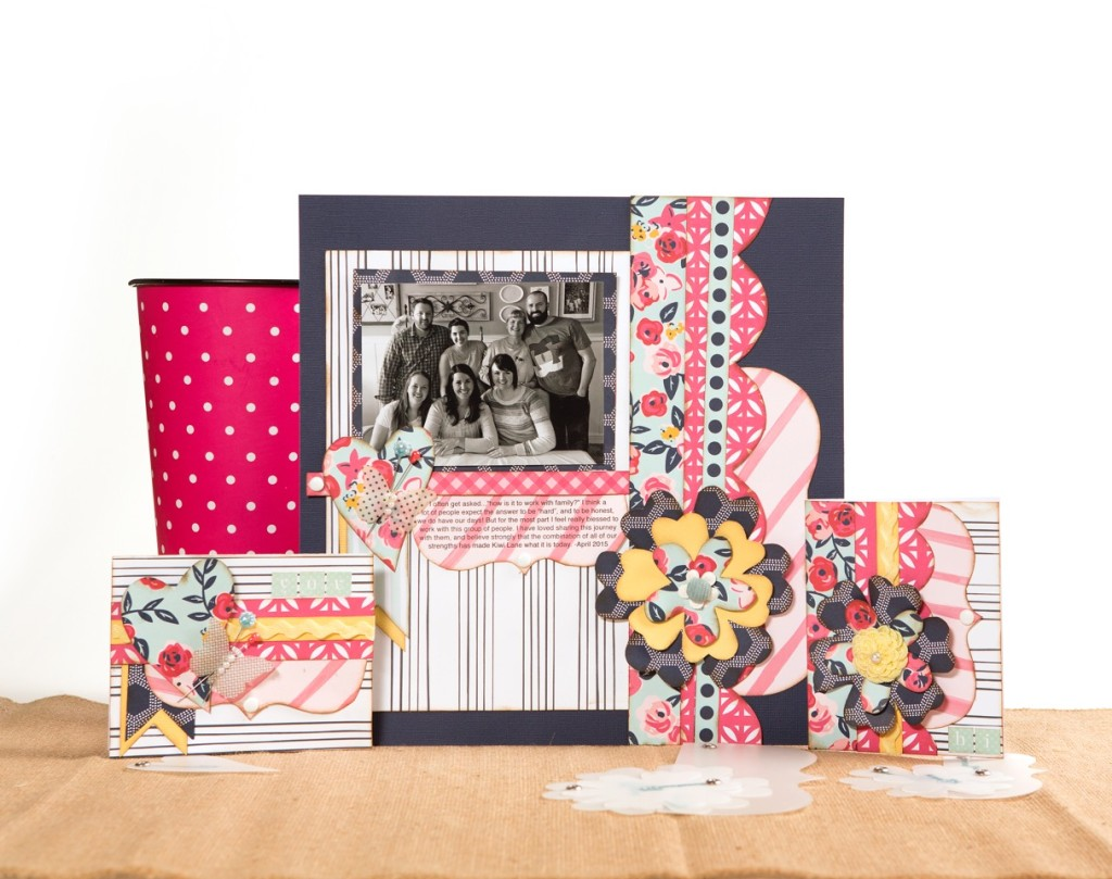 Valentine Sweetheart Layout/Cards