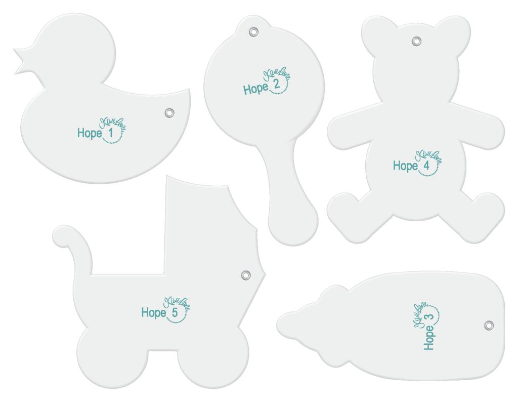 Hope Designer Template Set