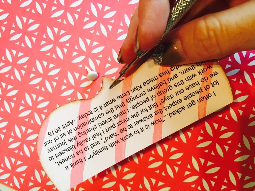 Sweetheart Journaling