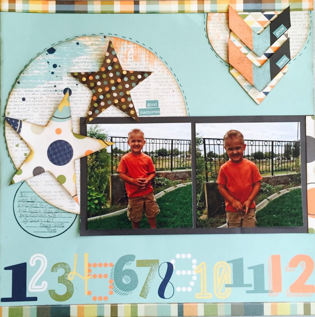 Eli - Preschool