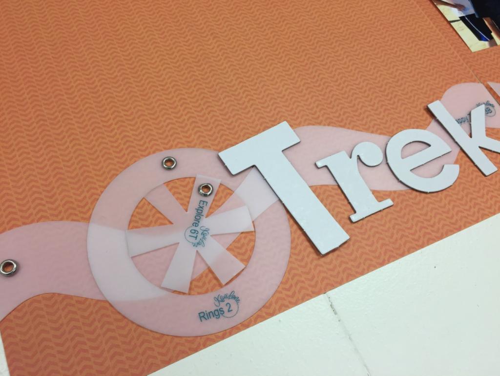 trek - wagon wheel