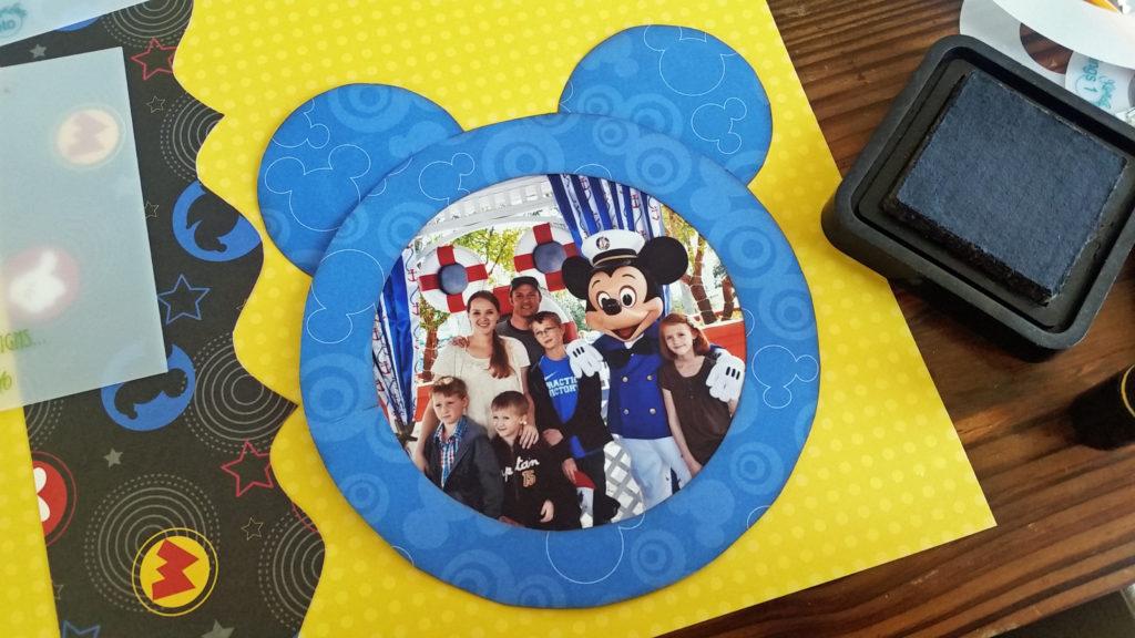 circle photo