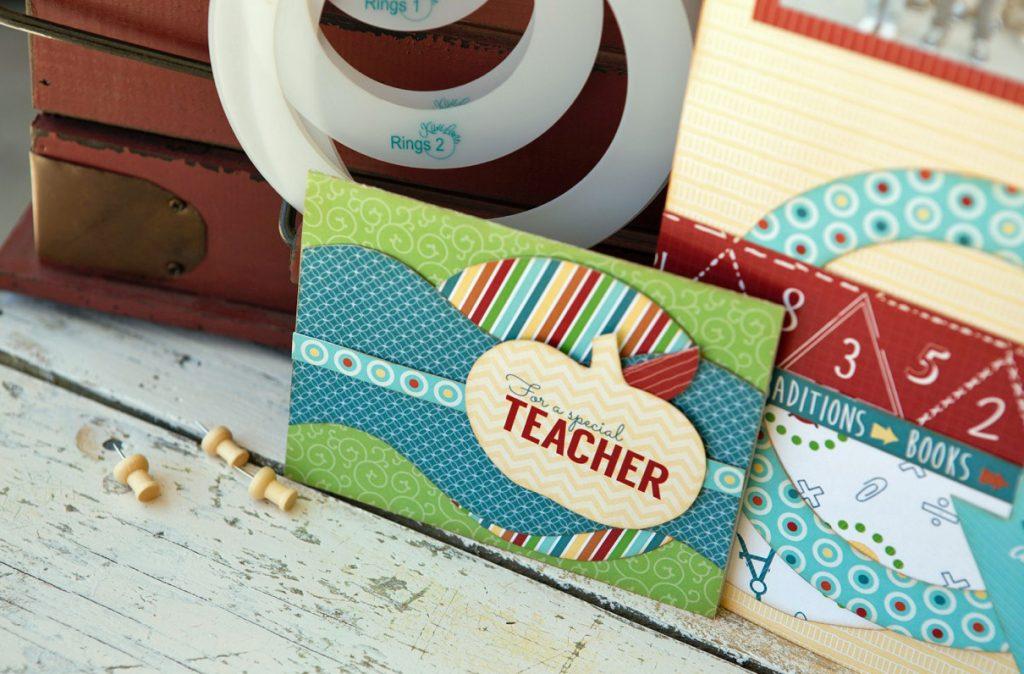 For A Special Teacher Card
