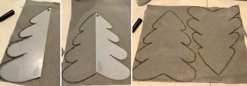 tracing trees
