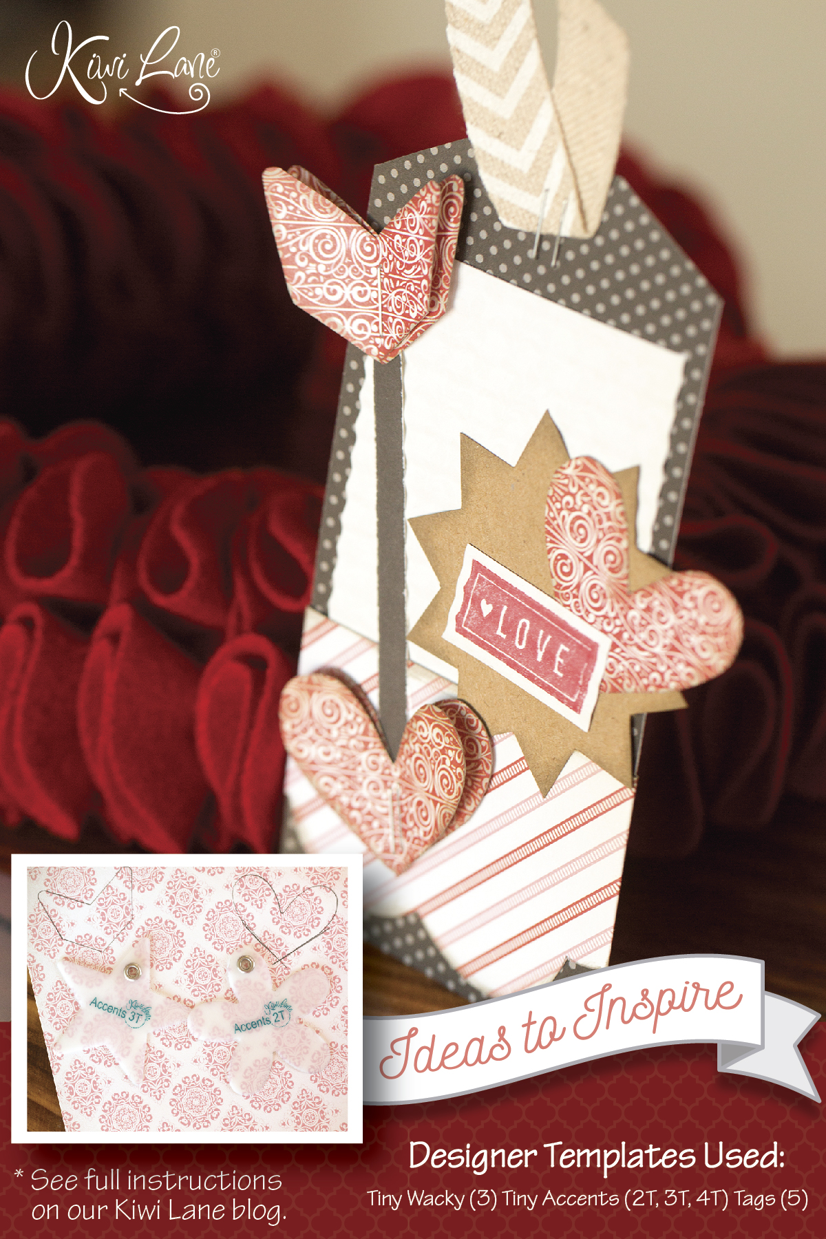 February Valentines Ideas to Inspire Tag