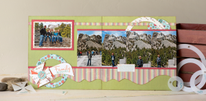 Family Adventures / Outdoors / hiking Layout