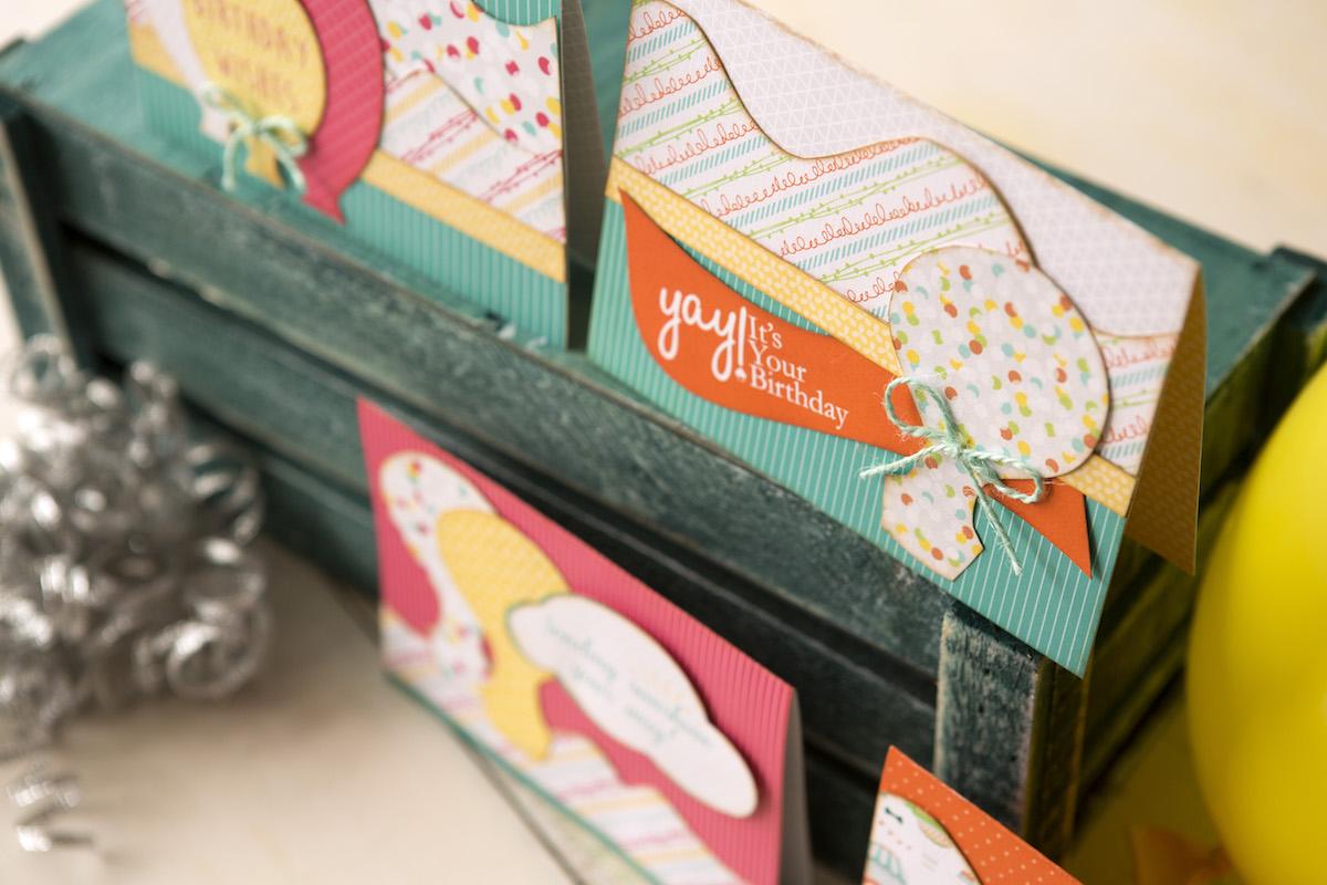 Make a Wish Card Class Sample 2