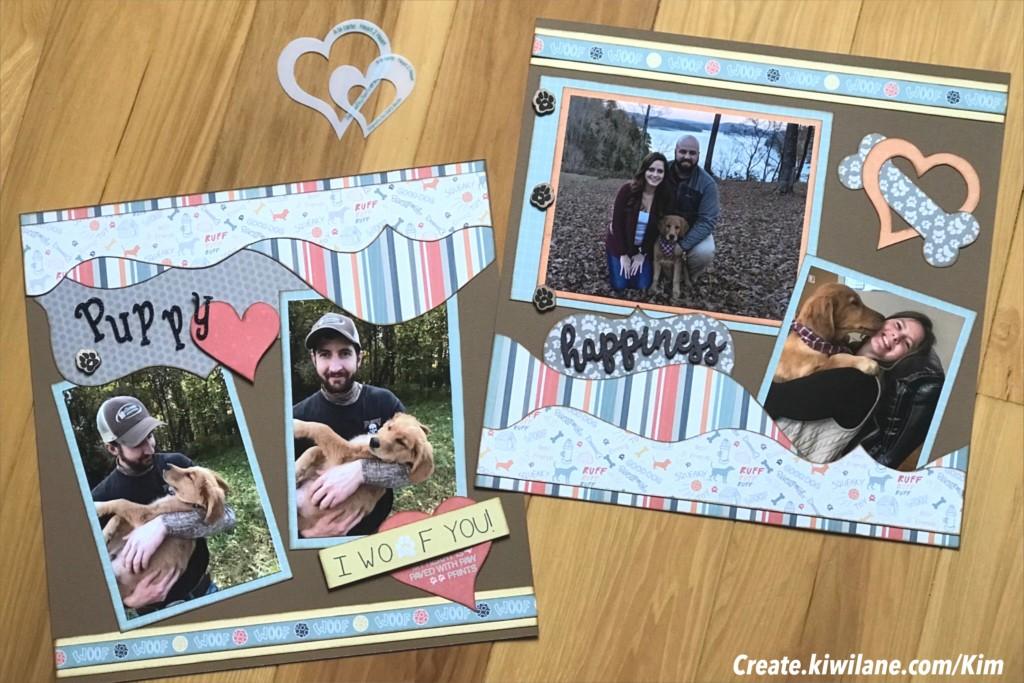 Heart 2 Heart Layout by Kim Stotts