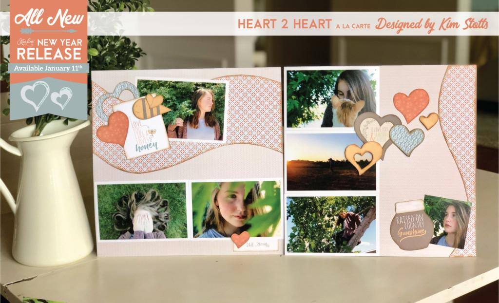 Heart 2 Heart A la carte Sample