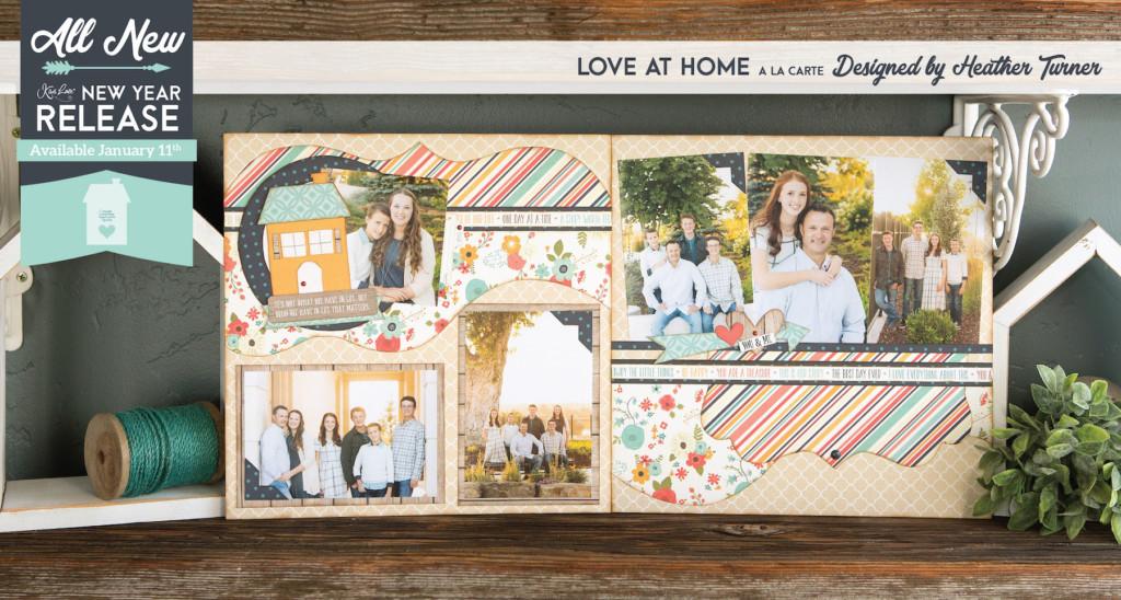 Love at Home A la carte Sample