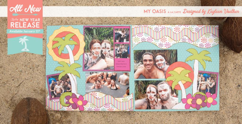 My Oasis A la carte