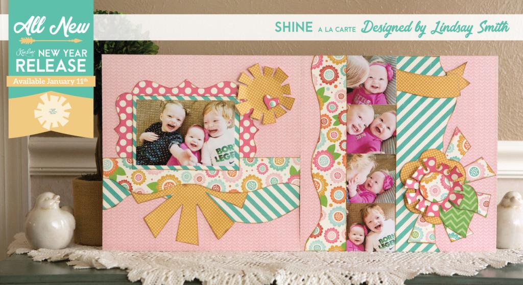 Shine A la carte Sample