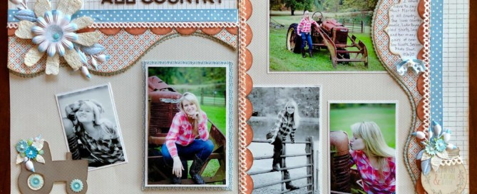 All Country layout by Mary Snyder