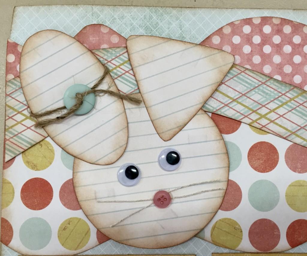 Tiny Shapes Easter Bunny