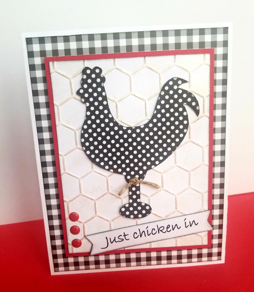chicken card - Country Accessory