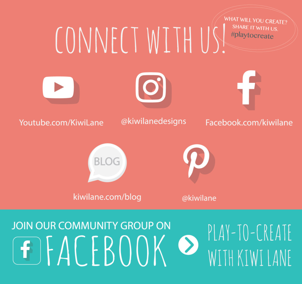 Connect With Us Social Media