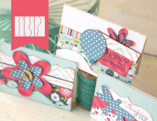 blissful tiny card border shop image