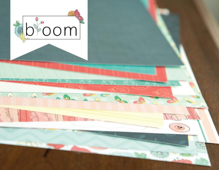Bloom Double Layout Kit Shop Image