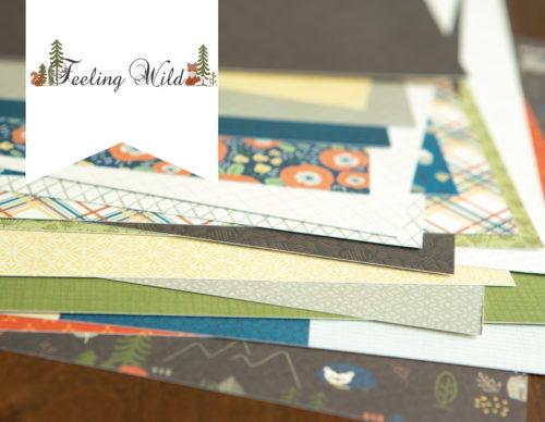Feeling Wild Double Layout Kit Shop Image