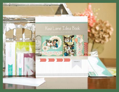 Kiwi Lane Idea Book Volume 3 Shop Image
