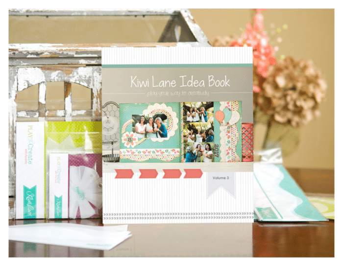 Kiwi Lane Idea Book Volume 3 Shop Image