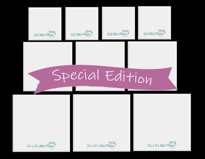 mini photos special edition misprint shop image