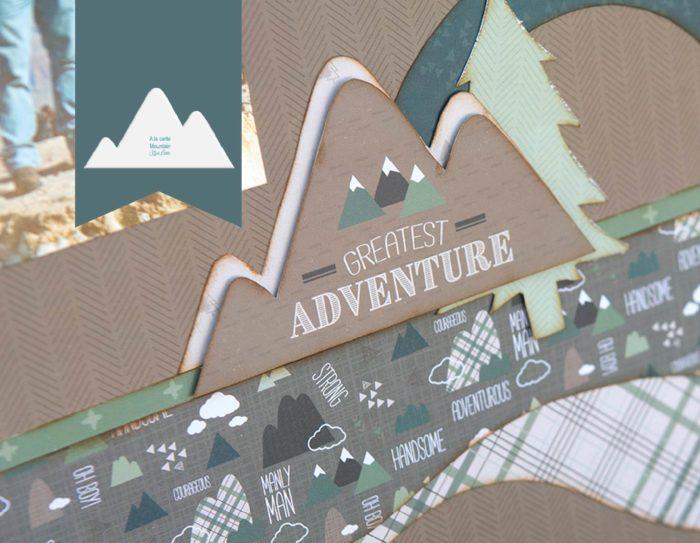 Mountain a la carte shop image