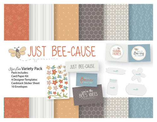 Just Bee-Cause Card Variety Pack Shop Image