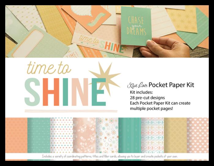 Time to Shine Pocket Kit