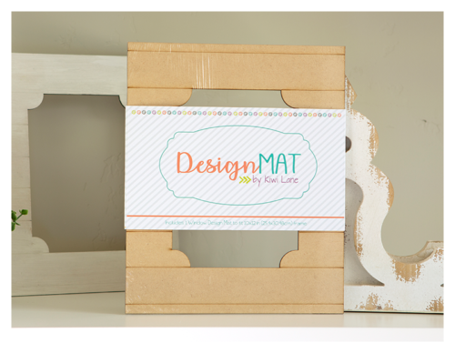 window design mat snap frame shop image
