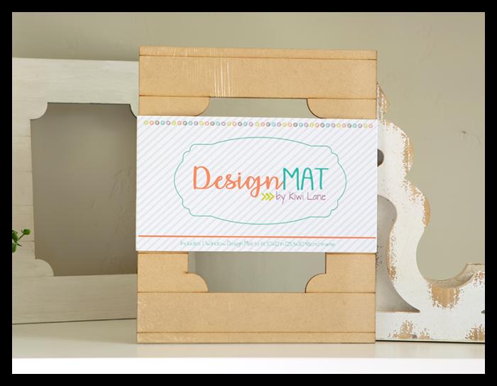 window design mat snap frame shop image